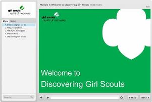 Discovering Girl Scouts - Spirit of Nebraska